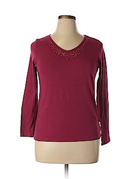 Lena Long Sleeve T-Shirt Size lg