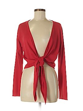 Karen Kane Silk Cardigan Size M