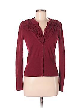Teri Jon Sportswear Cashmere Cardigan Size M