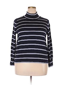 Melissa McCarthy Seven7 Turtleneck Sweater Size 1X (Plus)
