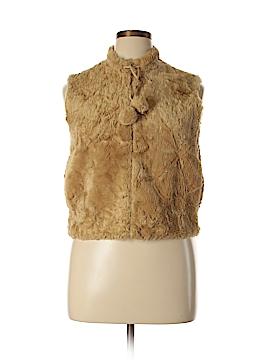 Kenzie Faux Fur Vest Size L