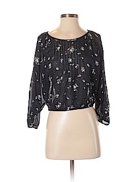 Ecote Long Sleeve Blouse Size S