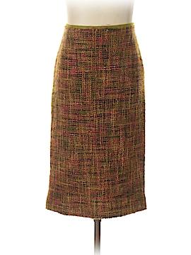 Philosophy di Alberta Ferretti Wool Skirt Size 2