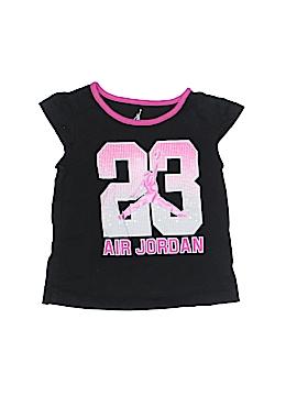 Air Jordan Short Sleeve T-Shirt Size 2T