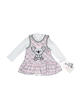 Sweet Heart Rose Dress Size 3-6 mo