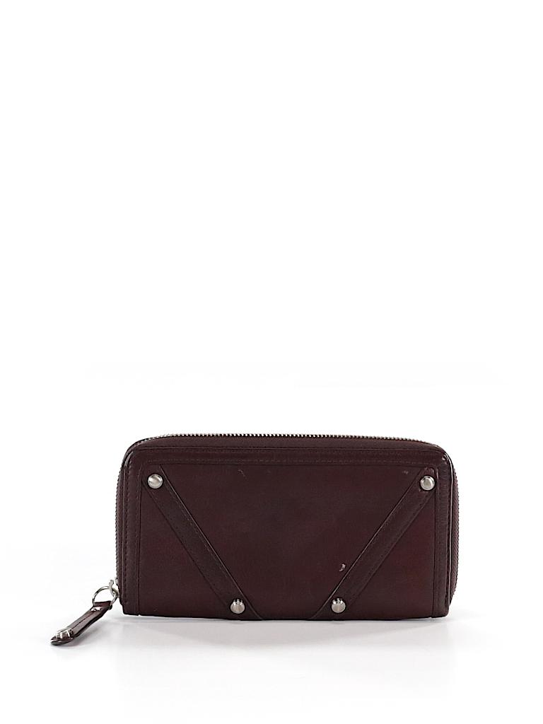 B Makowsky Women Leather Wallet One Size