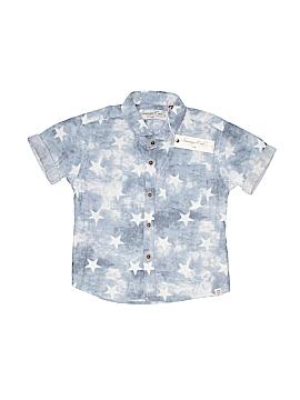Sovereign Code Short Sleeve Button-Down Shirt Size 2T