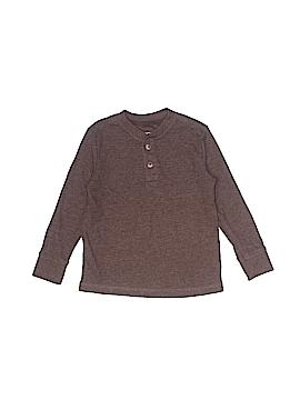 Cherokee Long Sleeve Henley Size 3T