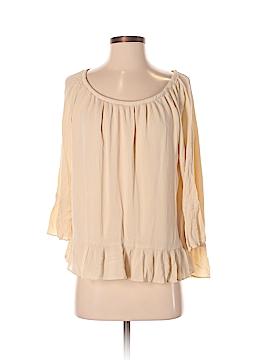 Du Jour 3/4 Sleeve Blouse Size S
