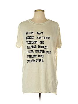Ginger G. Short Sleeve T-Shirt Size L