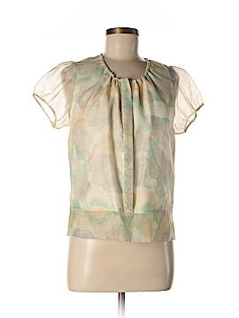 Stella McCartney Short Sleeve Blouse Size 40 (EU)