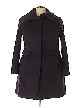 Ellen Tracy Wool Coat Size 14