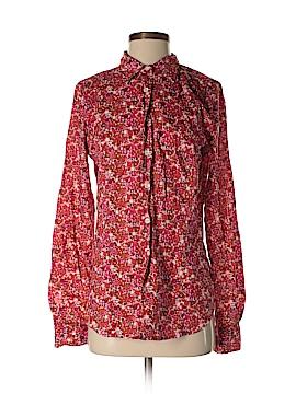 J. Crew Long Sleeve Button-Down Shirt Size 10 (Tall)