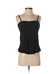 NaraCamicie Women Sleeveless Blouse Size 4 (I )
