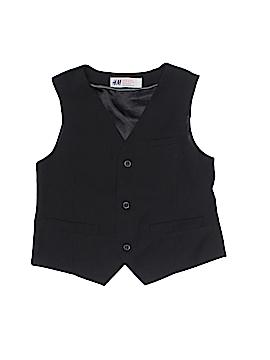 H&M Tuxedo Vest Size 3T - 4T