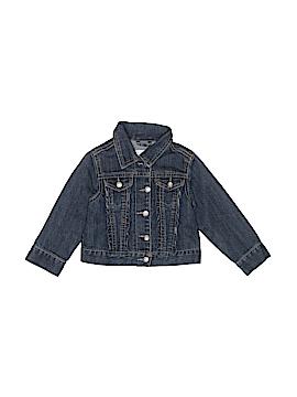 The Children's Place Denim Jacket Size 24 mo
