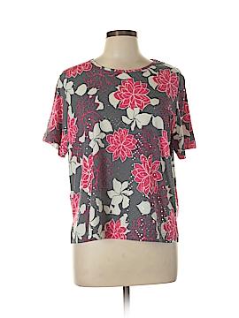 BonWorth Short Sleeve Blouse Size M (Petite)