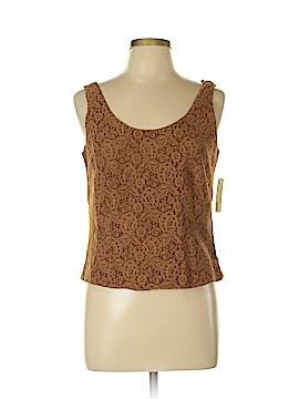 Amanda Smith Sleeveless Blouse Size 10
