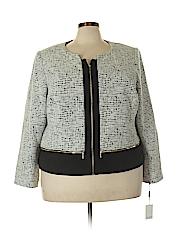 Calvin Klein Women Jacket Size 24 (Plus)