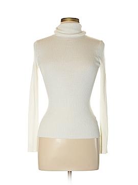 Ambiance Apparel Turtleneck Sweater Size L