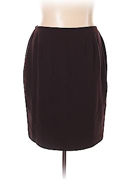 Evan Picone Wool Skirt Size 20W (Plus)