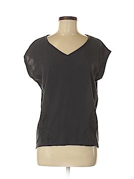 CALVIN KLEIN JEANS Short Sleeve Blouse Size S