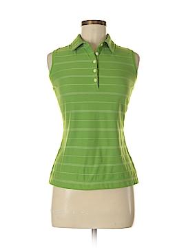 Nike Golf Sleeveless Button-Down Shirt Size 4 - 6