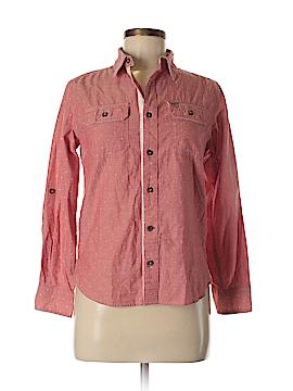 Buffalo by David Bitton Long Sleeve Button-Down Shirt Size M