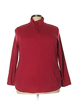 Karen Scott Sport Pullover Sweater Size 3X (Plus)