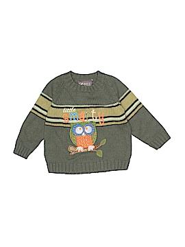 Boyz Wear By Nannette Pullover Sweater Size 18 mo