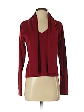 Linda Allard Ellen Tracy Wool Pullover Sweater Size M (Petite)