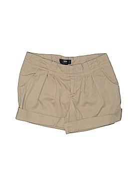 Mossimo Women Khaki Shorts Size 2