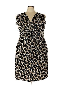 George Casual Dress Size 2X (Plus)