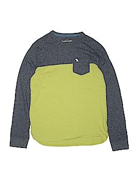 Abercrombie Long Sleeve T-Shirt Size 11 - 12