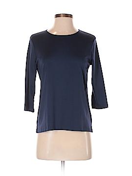 A'nue Ligne 3/4 Sleeve T-Shirt Size S