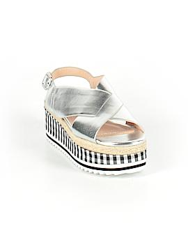 Zara Sandals Size 6