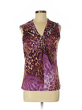 Jones New York Collection Sleeveless Top Size M