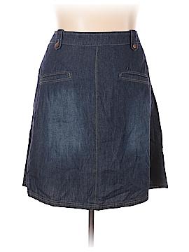 RACHEL Rachel Roy Denim Skirt Size 22 (Plus)