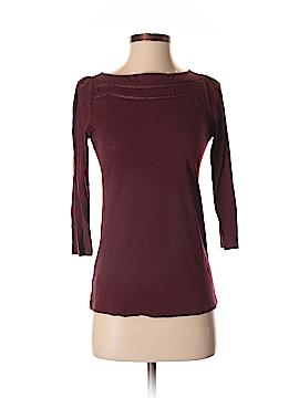 Ann Taylor LOFT 3/4 Sleeve Polo Size XS