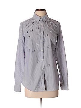 Target Long Sleeve Button-Down Shirt Size S