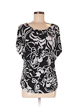 Carole Little Short Sleeve Top Size M
