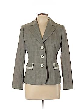 Dana Buchman Wool Blazer Size 10 (Petite)