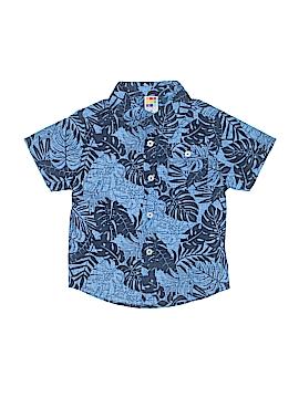Healthtex Short Sleeve Button-Down Shirt Size 2T