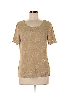 Belle Amie Short Sleeve Top Size M