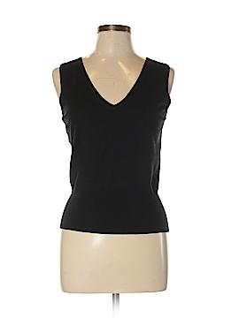 Express Design Studio Sleeveless Silk Top Size L