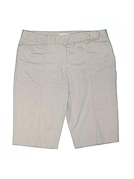 Worthington Khaki Shorts Size 10