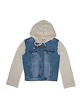 Jak & Peppar Denim Jacket Size 6