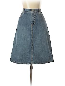 Ralph Lauren Denim Skirt Size 2