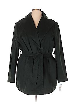 Metaphor Coat Size 1X (Plus)