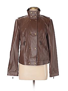 Twiggy Leather Jacket Size M